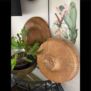 VINTAGE COOLIE/RICKSHAW HATS